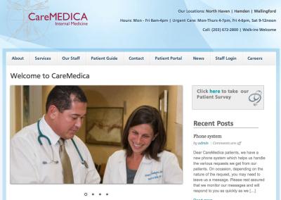 CareMEDICA InternalMedicine