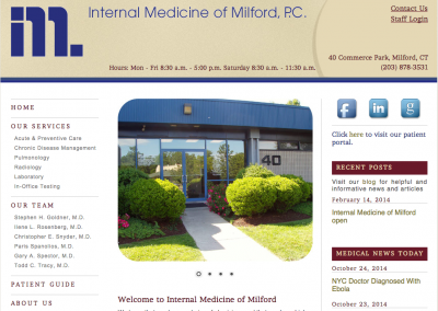 Internal Medicine of Milford