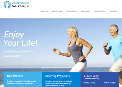 Comprehensive Pain Clinic, P.C.
