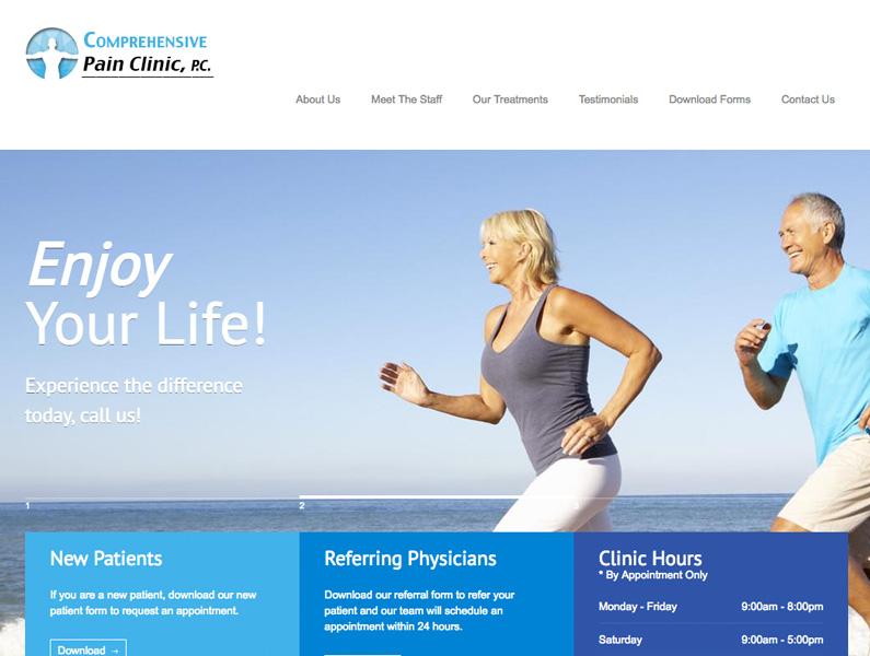 Comprehensive Pain Clinic, P.C.